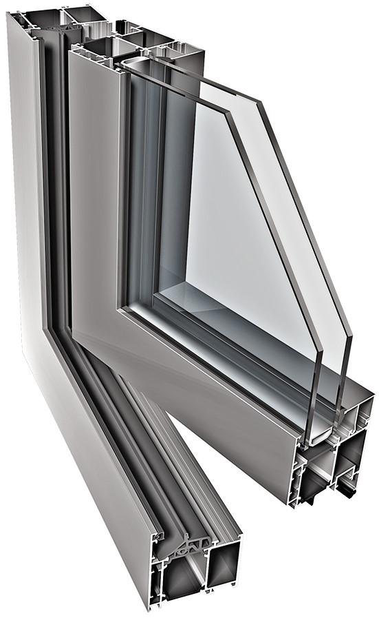 Poznio PE68 Fenster
